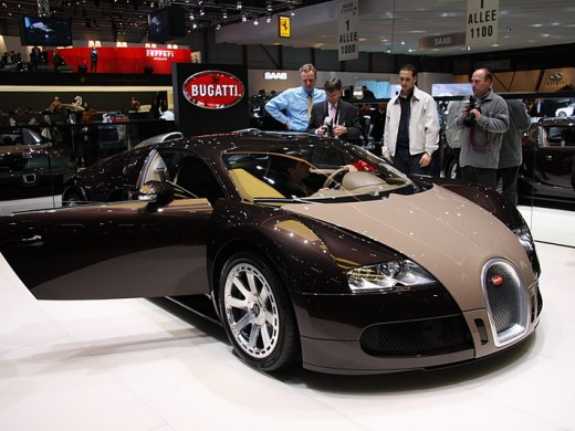 Auto Design Bugatti Veyron Fbg Par Hermes Car Wallpaper